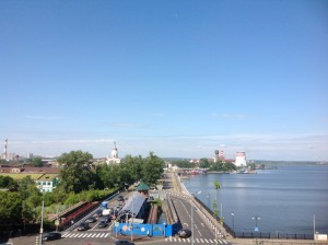 дерябинский мост