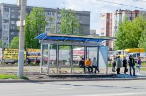 Остановка новая Пушкинска у бывшего ВТБ24- arzik2