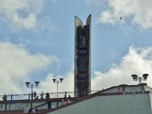Ижевск монумент дружба народов лето