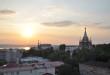 свято-михайловский собор лето закат